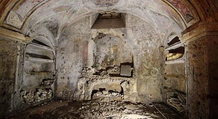 Apre al pubblico la Cripta della chiesa dei Cocchieri